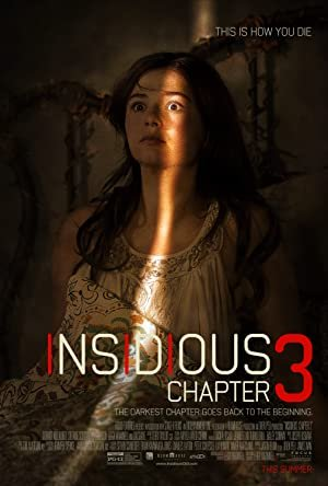 Insidious: Chapter 3 (2015) Review 3