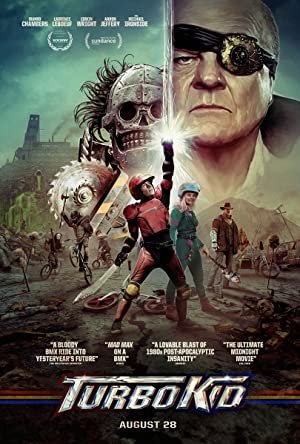Turbo Kid (2015) Review 3