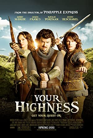 Your Highness (2011) Review 3