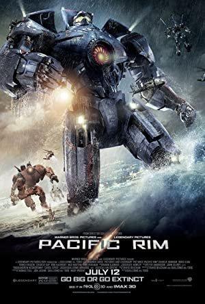 Pacific Rim (2013) Review 4