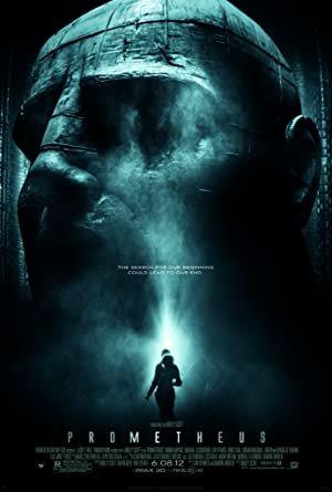 Prometheus (2012) Review 3