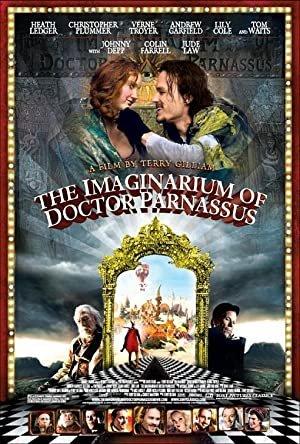 The Imaginarium of Doctor Parnassus (2009) Review 1