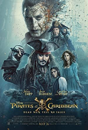 Pirates of the Caribbean: Dead Men Tell No Tales (2017) Review 3