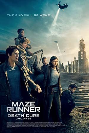 Maze Runner: The Death Cure (2018) Review 3