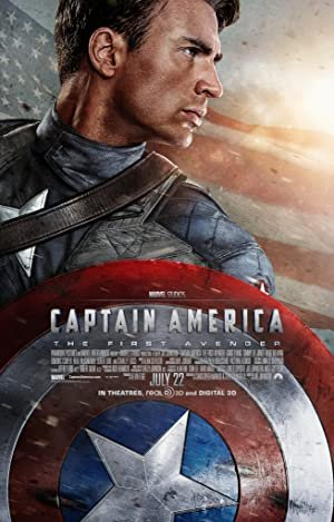 Captain America: The First Avenger (2011) Review 3