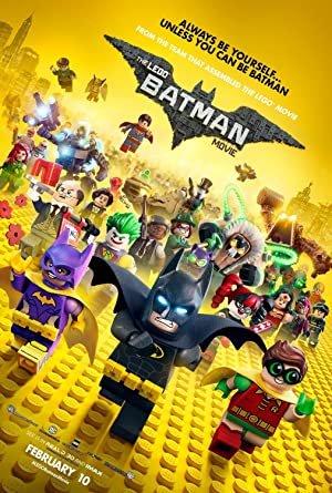 The Lego Batman (2017) Movie Review