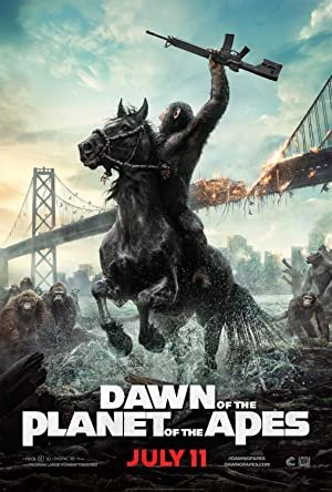 Dawn Of The Planet Of The Apes (2014) Review 3