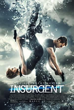 Insurgent (2015) Review 3