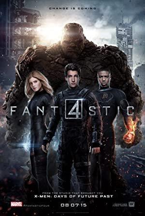 Fantastic Four (2005) Review 3