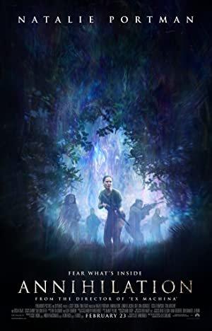 Annihilation (2018) Review 3