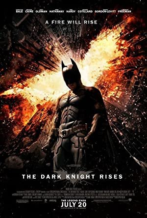 The Dark Knight Rises (2012) Review 3