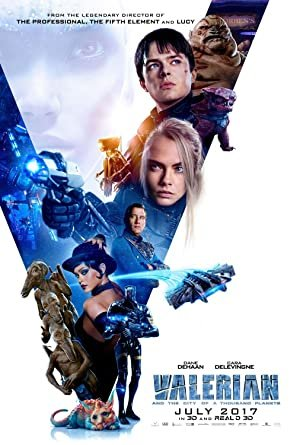 Valerian And The City Of A Thousand Planets (2017) Review 3