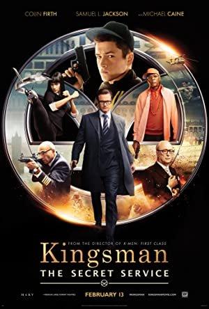 Kingsman: The Secret Service (2014) Review 3