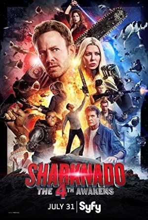 Sharknado: The 4th Awakens (2016) Review 3