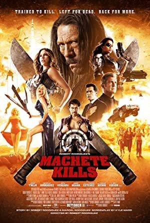 Machete Kills (2013) Review 3