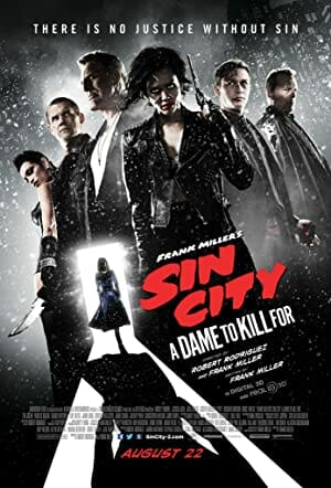 Sin City: A Dame To Kill For (2014) Review 3