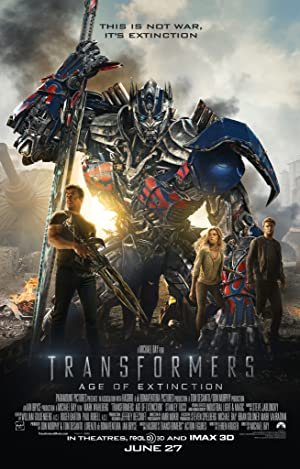 Transformers: Age Of Extinction (2014) Review 3
