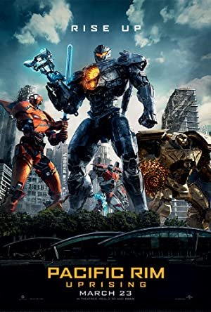 Pacific Rim Uprising (2018) Review 3