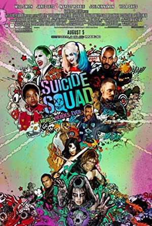 Suicide Squad (2016) Review 3