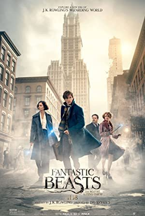 Fantastic Beasts And Where To Find Them (2016) Review 3