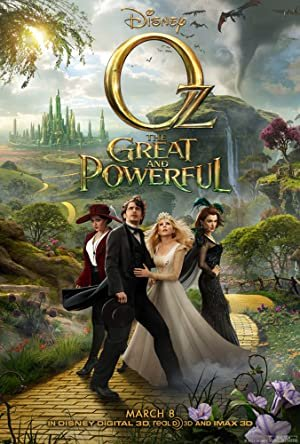 Oz The Great And Powerful (2013) Review 4