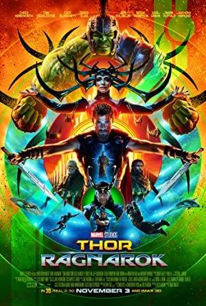 Thor Ragnarok (2017) Review 3
