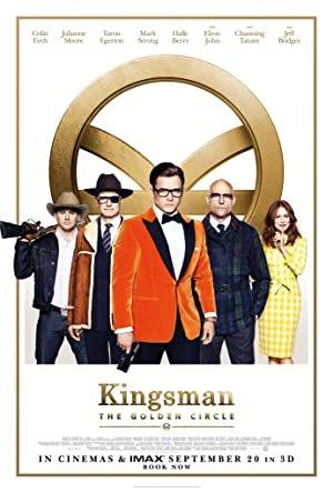 Kingsmen: The Golden Circle (2017) Review 9