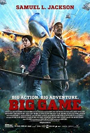 Big Game (2014) Review 3