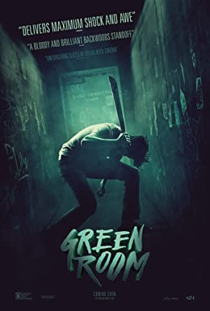 Green Room (2015) Review 3
