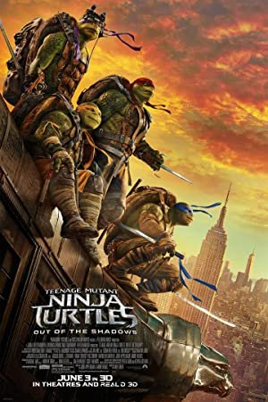 Teenage Mutant Ninja Turtles: Out of the Shadows (2016) Review 3
