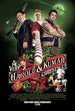 A Very Harold & Kumar 3D Christmas (2011) Review 3
