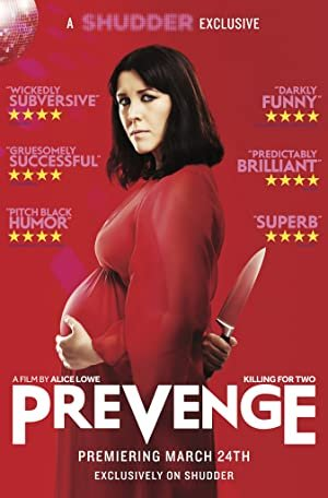 Shudder Exclusive Prevenge  - Blood Coated Commedy (2016) Review 3