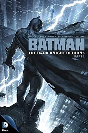 Batman: The Dark Knight Returns, Part 1 (2012) Review 3