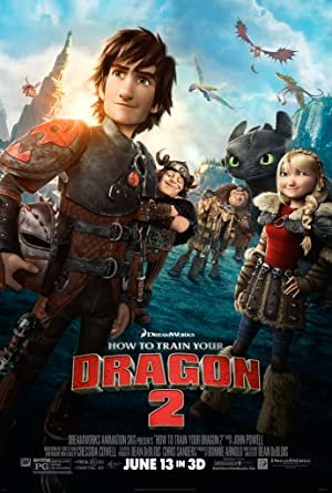 How To Train Your Dragon 2 (2014) Review 3