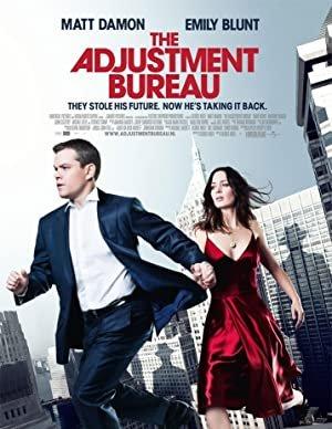 The Adjustment Bureau (2011) Review 3