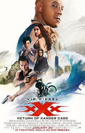 xXx: The Return of Xander Cage (2017) Review 3