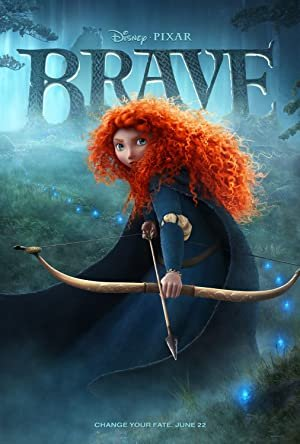 Brave (2012) Review 3