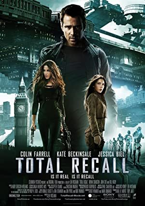 Total Recall (1990) Review 3