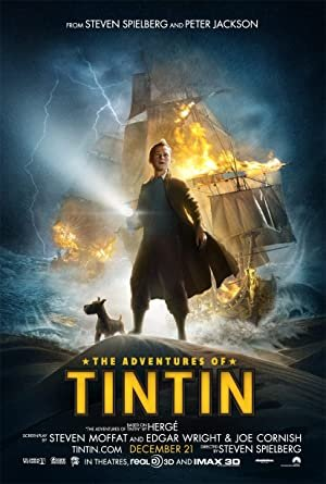 The Adventures Of Tintin (2011) Review 3
