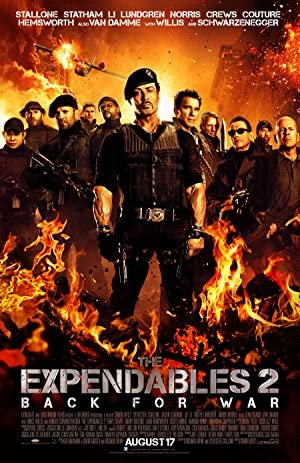 The Expendables 2 (2012) Review 3
