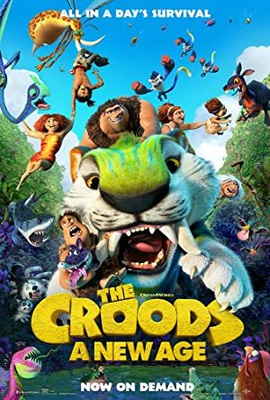 The Croods: A New Age (2020) Review 3