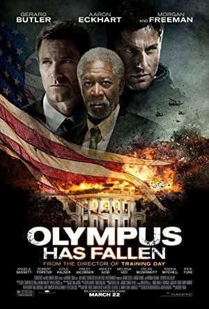 Olympus Has Fallen (2013) Review 4
