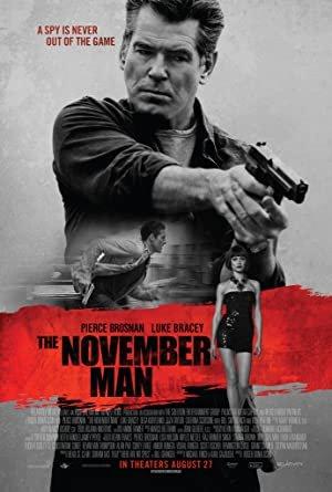 The November Man (2014) Review 3