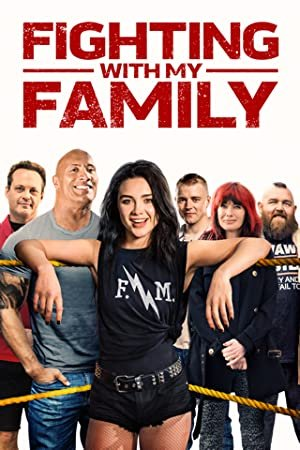 Fighting with My Family (2019) Review 3