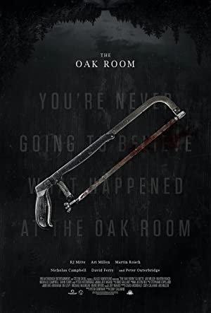 Fantasia 2020 - The Oak Room (2020) Review