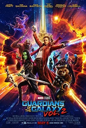 Guardians of The Galaxy Vol. 2 (2017) Review 3