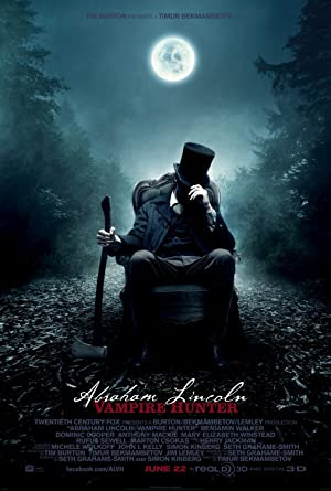 Abraham Lincoln: Vampire Hunter (2012) Review 3