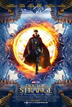 Doctor Strange (2016) Review 3