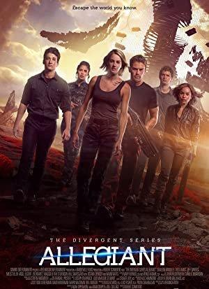 The Divergent Series: Allegiant Part 1 (2016) Review 3