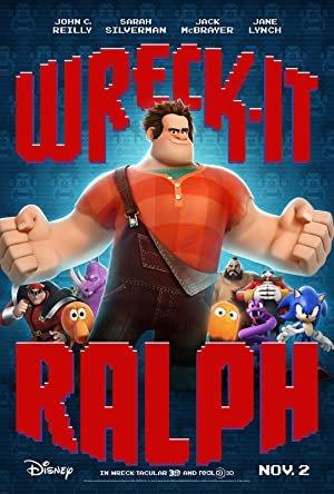 Wreck-it Ralph (2012) Review 3